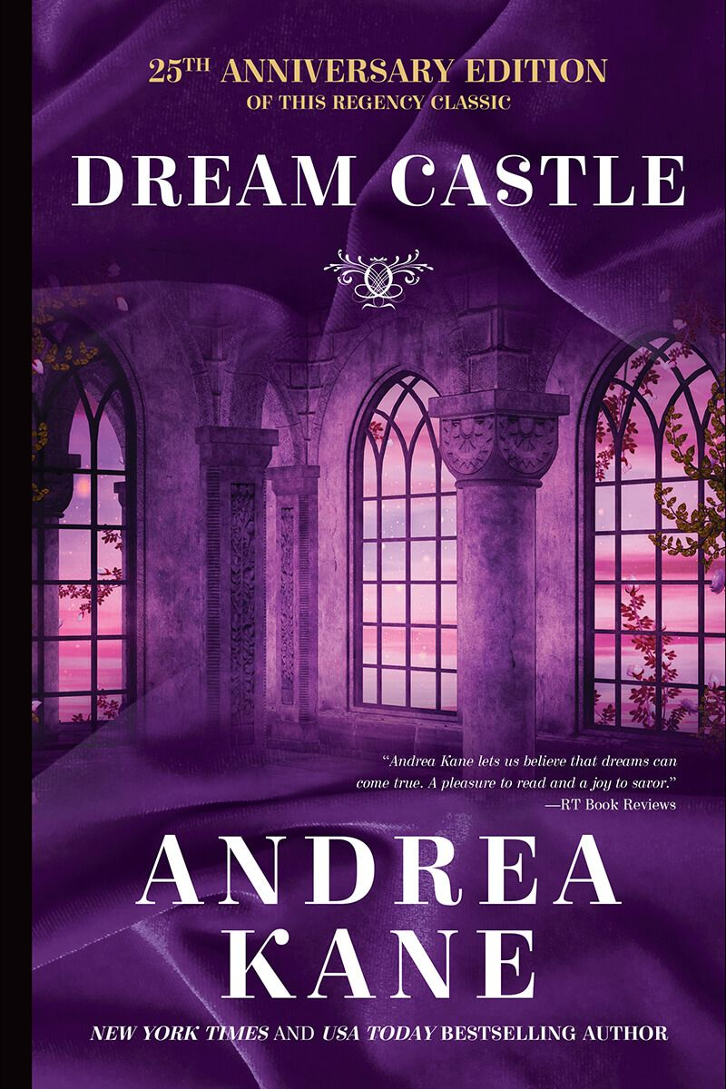 Andrea Kane - Dream Castle