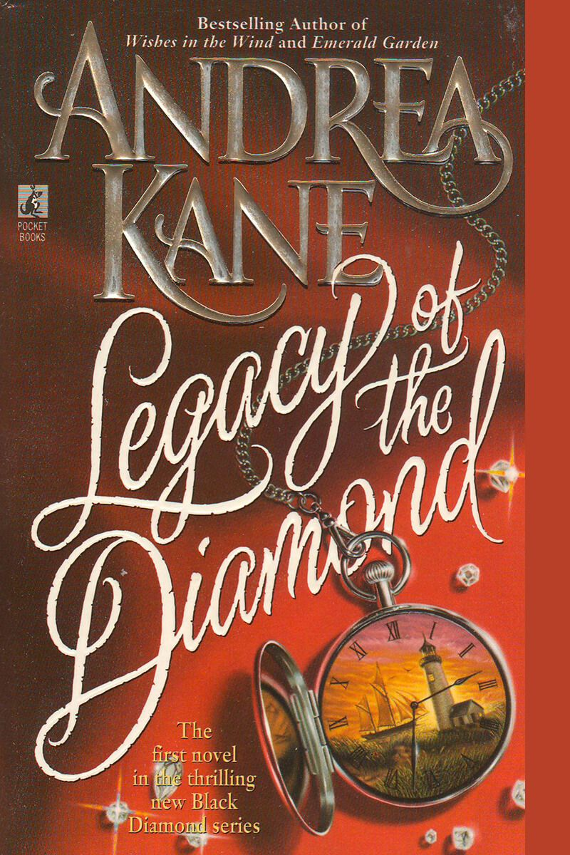 Andrea Kane - Legacy of the Diamond