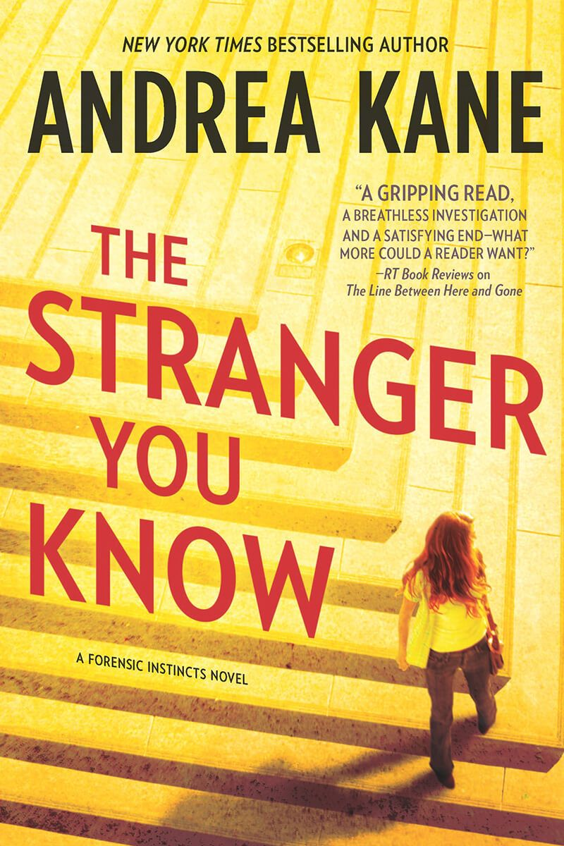 Andrea Kane - The Stranger You Know