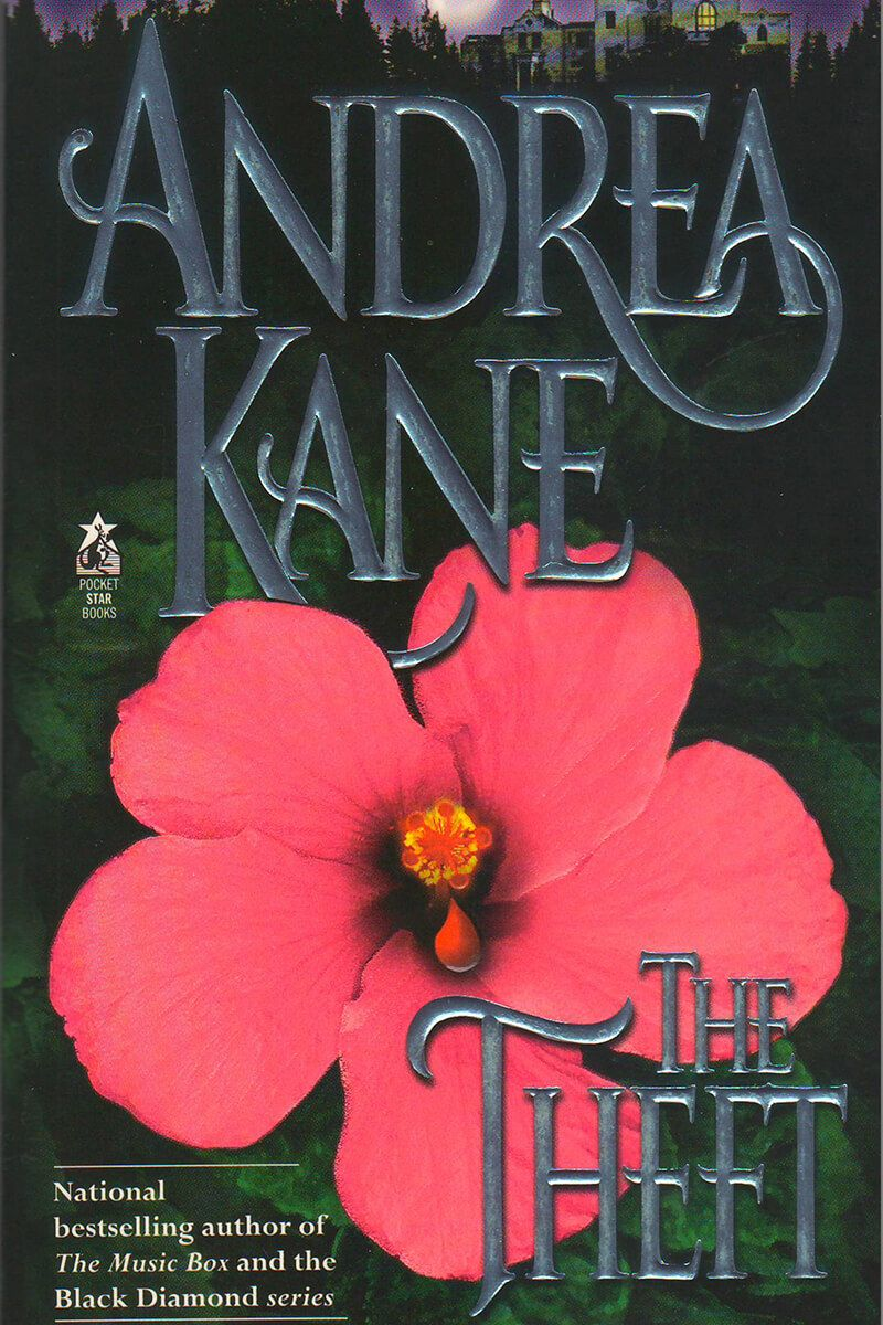 Andrea Kane - The Theft